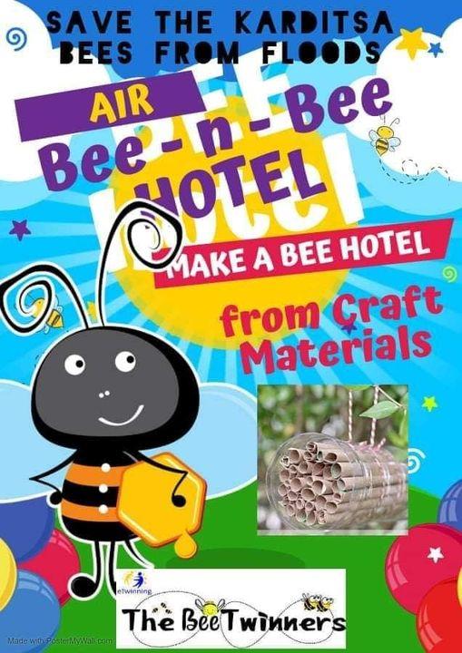 Bee Hotels by Bee Twinners!!